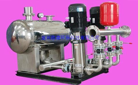 无负压变频供水配置厂家