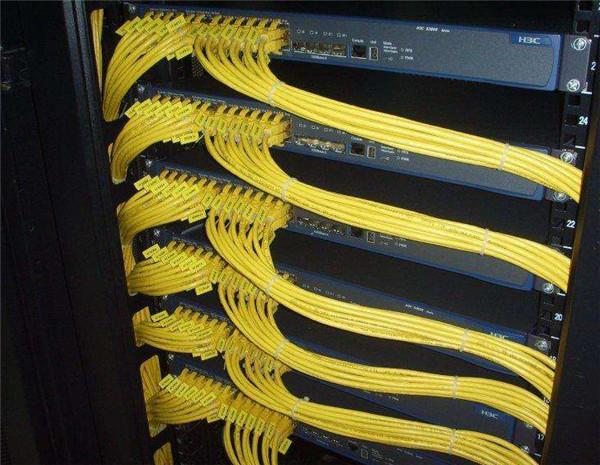 网络布线维护施工