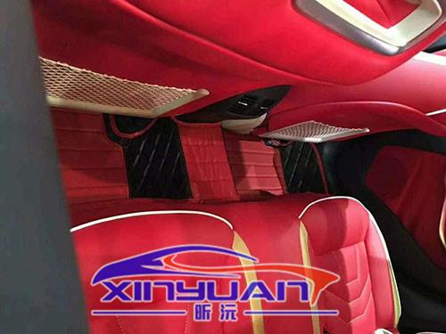 汽车座椅改装