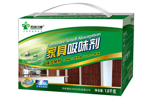 贵州家具吸味剂