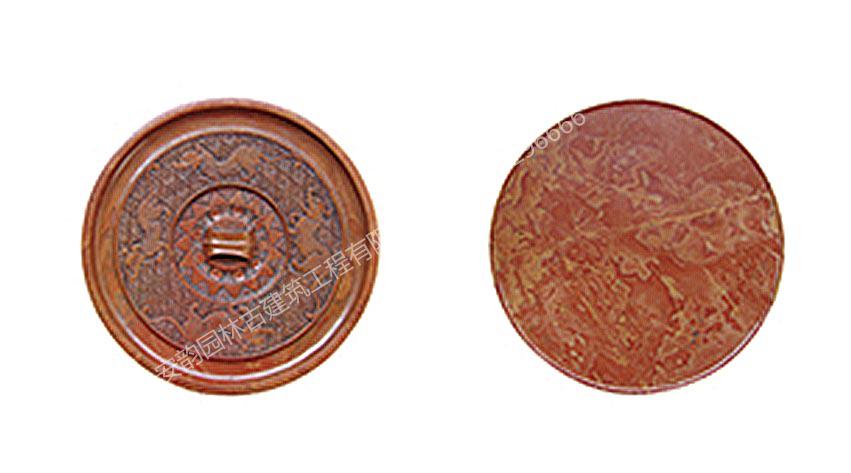 仿古铜镜-徽派家具定制