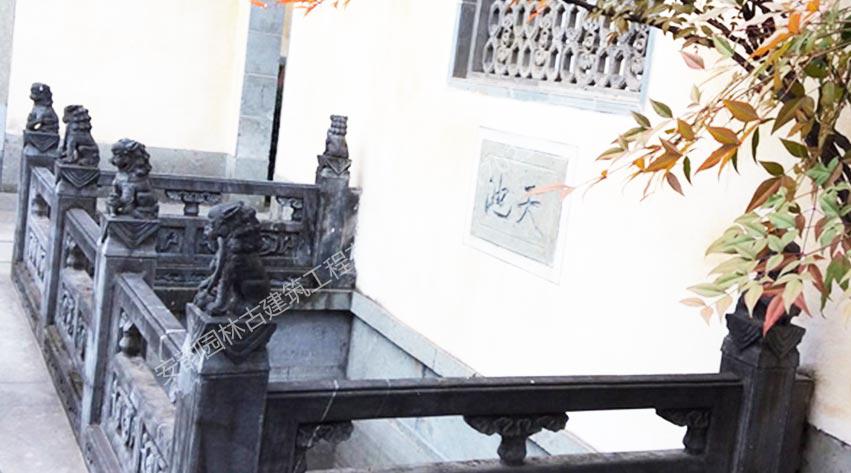 古建工程-徽派中式古建筑工程