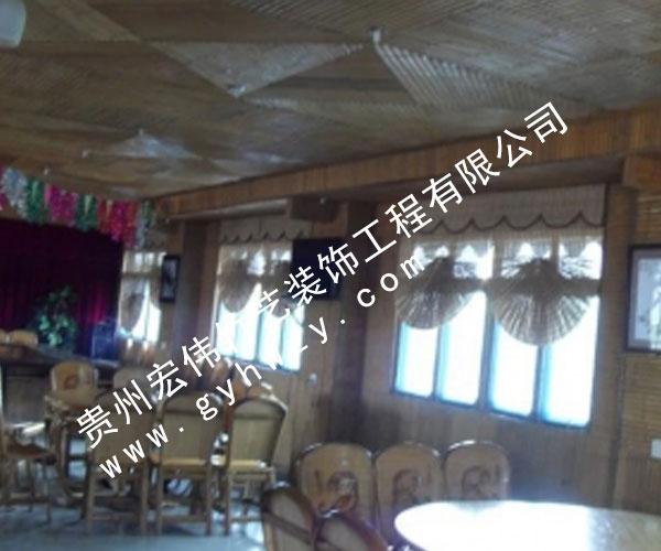 贵州竹艺装饰工程