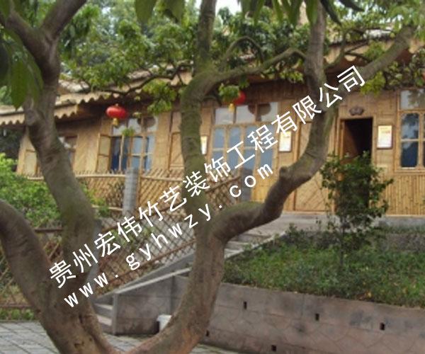 贵州竹楼装饰公司