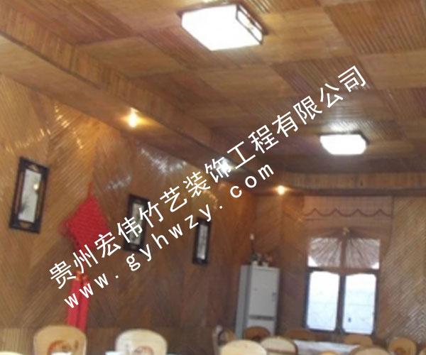 贵州竹艺装饰