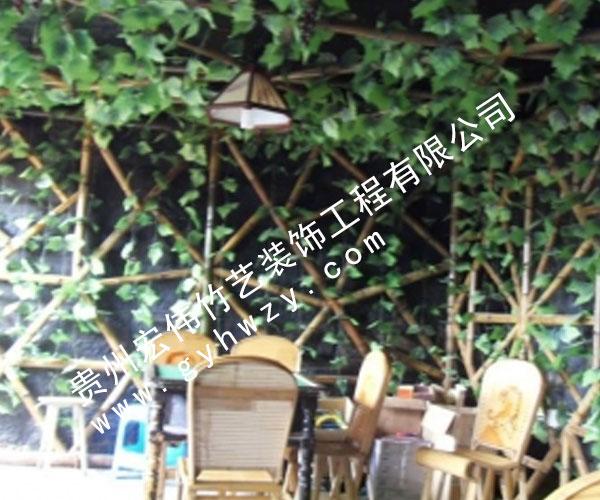 贵州竹艺装饰设计