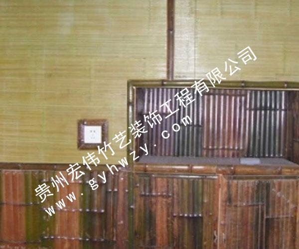 贵州竹艺装饰安装