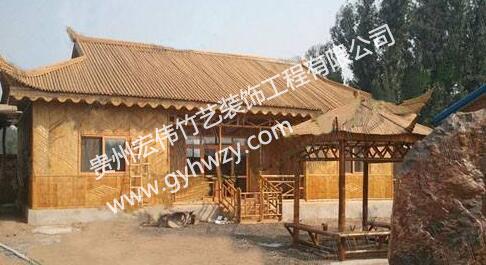 贵州竹房子