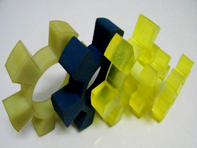 聚氨酯六角垫