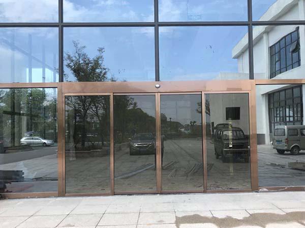 无锡玻璃自动门