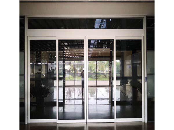办公楼有框自动门