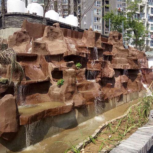 四川水泥假山