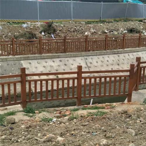 四川仿木栏杆制作厂家