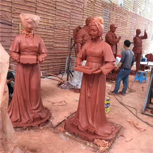 成都人物雕塑