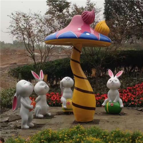 成都公园雕塑