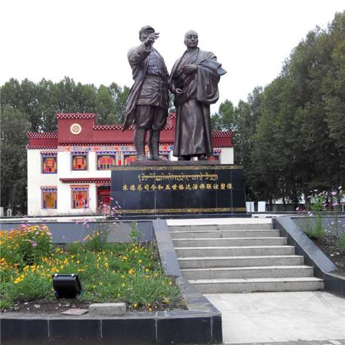 四川广场雕塑
