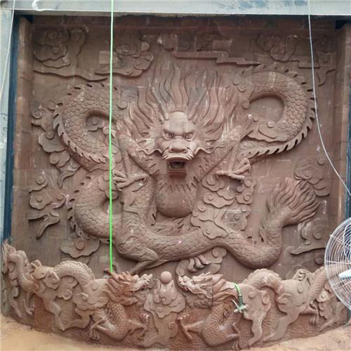 成都GRC雕塑