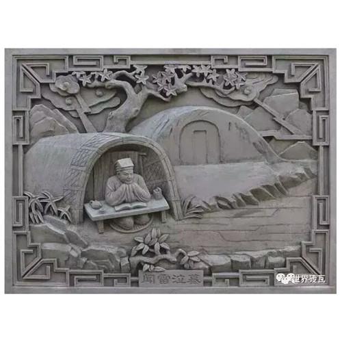 四川砖雕壁画