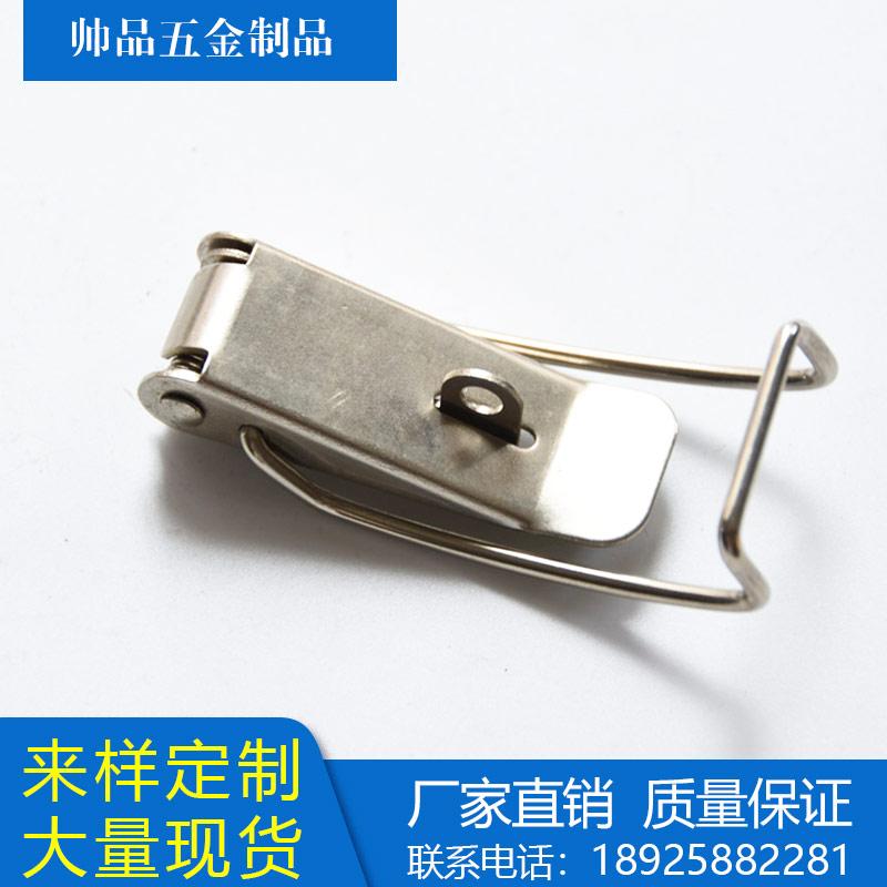 不锈钢可调节搭扣