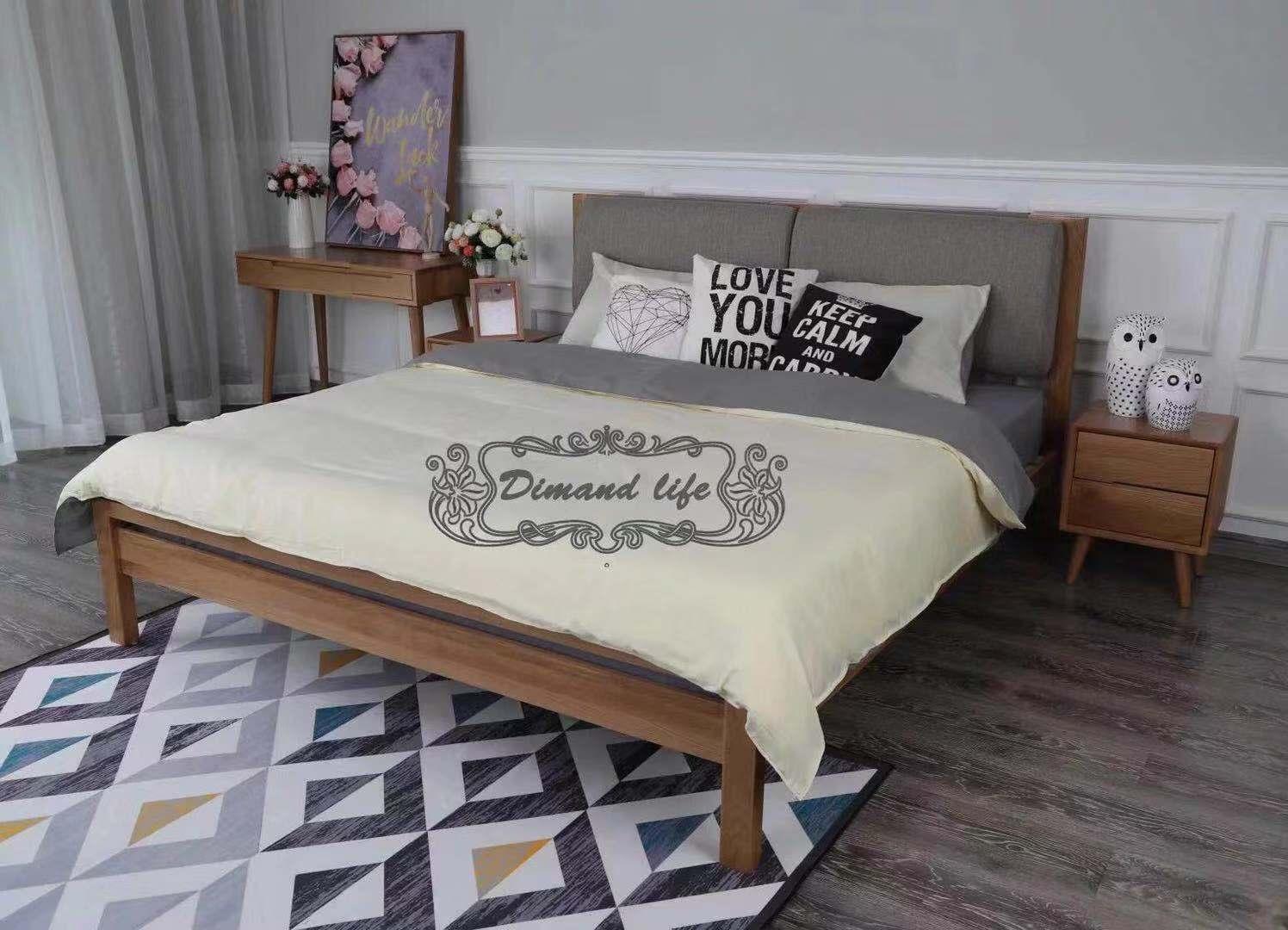 依米尔软包床