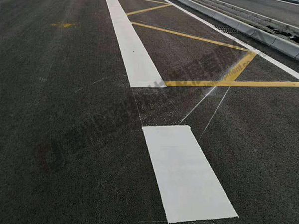 貴州道路標線