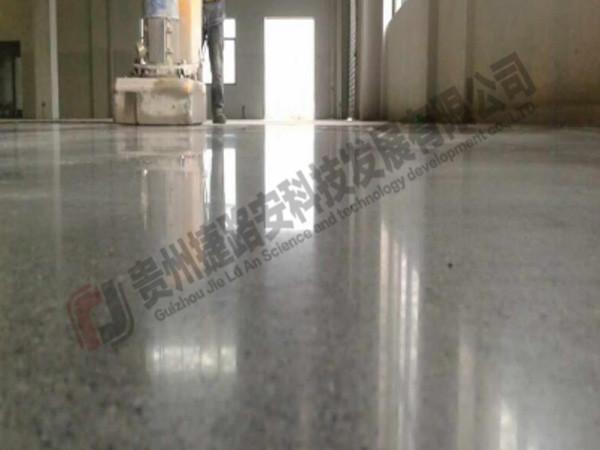 遵义混凝土密封固化剂地坪