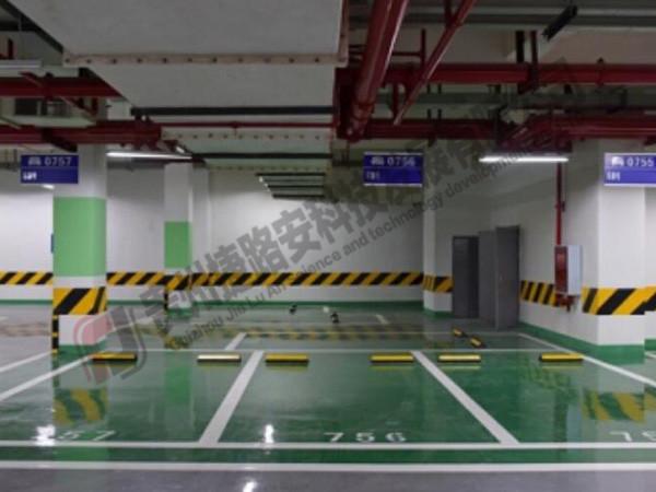 遵义地下停车场设计