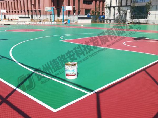 贵州篮球场