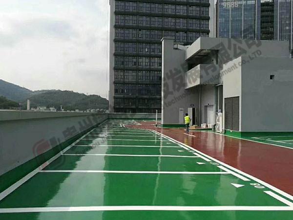 貴州環氧樹脂地坪工程