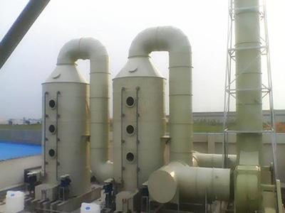河北喷淋塔净化吸收设备