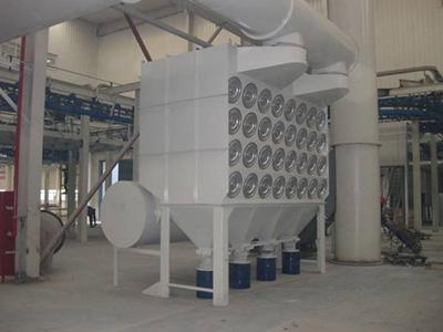 山西滤筒除尘器厂家