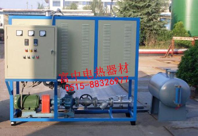 燃氣電導熱油爐