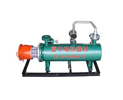 管道式供暖加熱器
