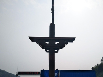 湖北单立柱制作安装