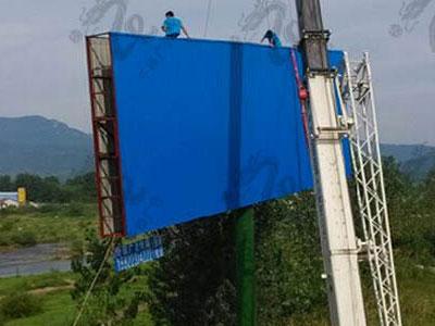 安庆单立柱制作