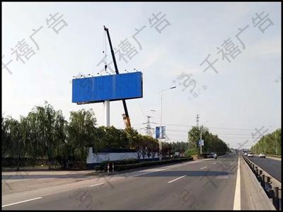 徐州单立柱制作