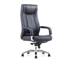 班台椅总裁班前椅皮椅-BH209CH