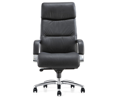黑色皮總裁椅老板椅
