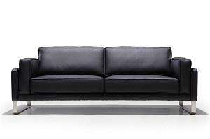 黑色商务沙发-BH010DO