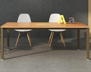 方管简约会议桌-BH061FT