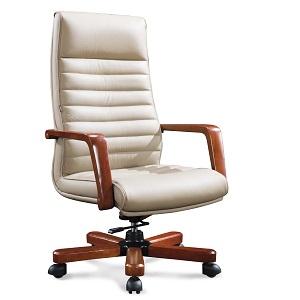 经理真皮椅-BH803DC