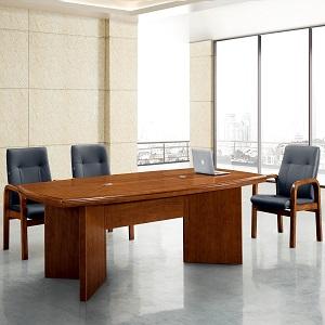 传统油漆会议桌