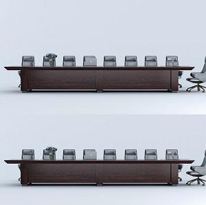 木质会议桌-BH231LX