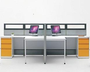 屏风办公桌卡位-BH0142-ML