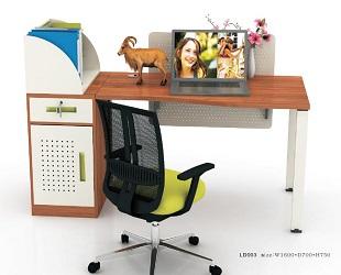 屏风办公桌卡位-BH0326-ML