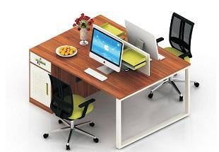 屏风办公桌卡位-BH0327-ML