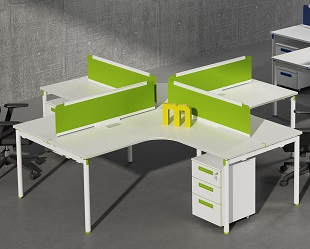 对坐办公桌职员桌-BH360MSD