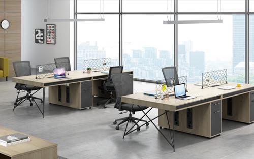 时尚大气员工办公桌-BH876JH