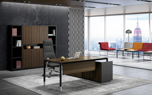 经理办公桌美创系列-BH688LC