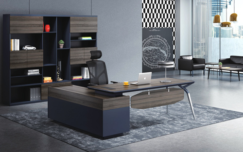 时尚经理办公桌-BH322WL